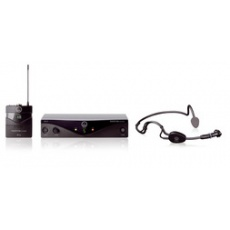 AKG PW S-SET Perception Wireless 45 Sports Set - system z mikrofonem nagłownym