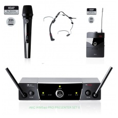 AKG WMS40 Pro PRESENTER DUAL(nagłowny+do ręki)