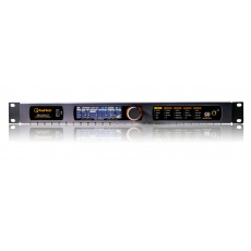 AxelTech Falcon X7- 5 pasmowy cyfrowy procesor emisyjny,FM/DAB+/HDRadio/WEB/DRM D. 1RU. Analog, digital AES i streaming I/O. 2x MPX out. Audio and MPX changeover. SD slot