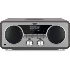 TechniSat DigitRadio 601A- CD   Radio FM , DAB+, streaming , internetowe , WiFi, odtwarzacz CD, wejście USB, bezprzewodowe ładowanie smartfonów NFC ,  kolor antracyt
